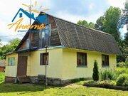 Жилой дом на Берегу реки в деревне Сатино недалеко от Боровск!