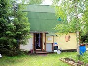 Сиверский+7км, Строганово, зимняя дача на живописном участке - Фото 5