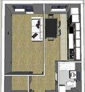 Продается 1-комнатная квартира на ул. Орджоникидзе Г.К, 44а, Купить квартиру в Саратове по недорогой цене, ID объекта - 321527536 - Фото 12