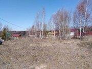 Земельный участок 10 соток в кп Колибри, д. Сафонтьево - Фото 1