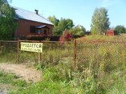 Участок 10 соток на второй линии реки Москва, д.Сонино Рузского района - Фото 3