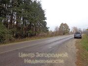 Участок, Симферопольское ш, Варшавское ш, 48 км от МКАД, Чехов г. . - Фото 3