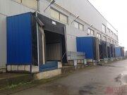 Продажа складов в Санкт-Петербурге