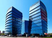 Аренда офиса 520 м2 м. Нахимовский проспект в бизнес-центре класса А в .