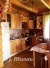 Продаётся современный бревенчатый дом, Продажа домов и коттеджей Пешки, Лотошинский район, ID объекта - 504398797 - Фото 3