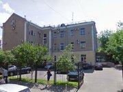 Аренда офиса, м. Улица 1905 года, Большой Трёхгорный переулок