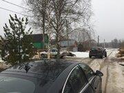 Участок в деревне рядом с городом