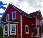 Продаю отличный новый 2 этажный дом в Переславском районе, д. Лунино, - Фото 1