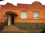 Добротный одноэтажный кирпичный дом с ремонтом - Фото 1