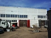 Аренда помещения пл. 427 м2 под производство, автосервис м. Боровское .