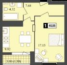 Продажа квартиры, Тверь, Ул. Марии Смирновой - Фото 1