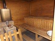 Коттедж в чернолучье, Дома и коттеджи на сутки в Омске, ID объекта - 502349891 - Фото 18