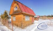 Продается дача на участке 6 сот, от МКАД 110 км по Ленинградскому ш, - Фото 1