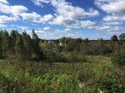 Участок в деревне (ИЖС) 15 соток, газ,15 квт, Можайское водохранилище - Фото 5