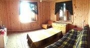 Дачный домик из бревна в cyn рядом с городом Волоколамском, Купить дом в Волоколамске, ID объекта - 504641373 - Фото 10