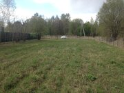 Продаётся земельный участок 12 соток в д. Новая, со строением - Фото 2