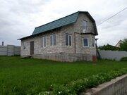 Дом 150 кв.м, Участок 10 сот. , Симферопольское ш, 25 км. от МКАД.
