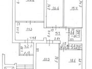 Продажа четырехкомнатной квартиры на улице Стара Загора, 84а в Самаре