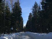 Лесной участок 15 соток, в жилом поселке, в окружении лесного массива!