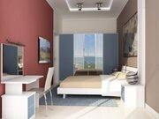 Квартира с панорамным видом на море, Ялта, новострой