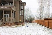 Дом 250 м2 с Газом, Прописка, д.Новожилово - Фото 5