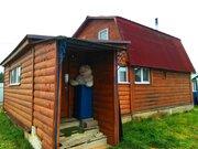 Дом ПМЖ с баней