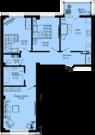 3к квартира в новом доме - Фото 3
