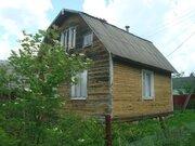 Продается дача в СНТ на берегу озера рядом с Боровском.