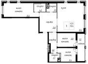 Продажа 3-комнатной квартиры, 112.6 м2