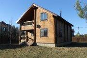 Продам дом из оцилиндрованного бревна - Фото 4