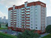 Продажа двухкомнатной квартиры на Красноармейской улице, 164 в .