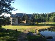 Коттедж рядом с Нахимовским озером - Фото 1