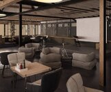 Лаундж бар с верандой - Фото 4