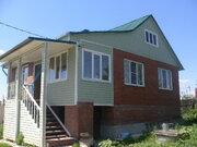 Продается жилой дом с пропиской в СНТ на окраине Обнинска.