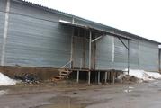 Сдам складское помещение 275м2, Аренда склада в Твери, ID объекта - 900269706 - Фото 1