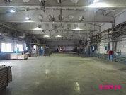 Аренда склада, м. Кожуховская, 2-й Южнопортовый проезд