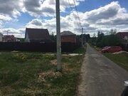 Участок в деревне Талаево 10 соток - Фото 1