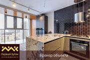 Стильная квартира полностью готовая для жизни в новом доме у метро