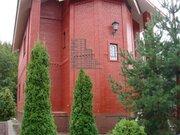 Кирпичный дом с баней русской в охраняемом поселке, Мышецкое