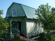 СНТ Дворики. Добротный дом в стародачном поселке. Ухоженный участок.