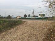 Участок 6 Га на первой линии асфальтированной дороги, газ, электричество