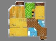 Продажа квартиры, Новосибирск, Ул. Аникина, Продажа квартир в Новосибирске, ID объекта - 328721803 - Фото 5