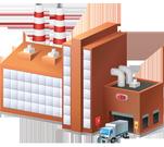 Завод по производству паркетной доски, 5 866.14 кв.м.