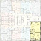 Трехкомнатная квартира по адресу ул. Поляны д.5 б6 (ном. объекта: ., Купить квартиру от застройщика в Москве, ID объекта - 330970839 - Фото 1