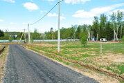 Участок 10,61 соток в новом охраняемом кп рядом с лесом, 33 км от МКАД - Фото 2