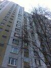 Однокомнатная квартира в Царицыно