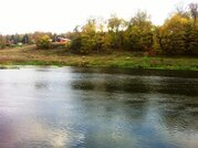 Участок 20 соток на берегу Москва-реки - Фото 2