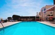 Прекрасная 4-спальная Вилла с панорамным видом на море в районе Пафоса - Фото 3