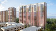 2 840 000 Руб., Продается квартира г.Подольск, Объездная дорога, Купить квартиру в новостройке от застройщика в Подольске, ID объекта - 320733785 - Фото 3