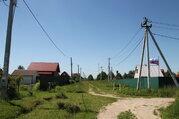 Дачный участок в хорошем месте Золотово-Фаустово